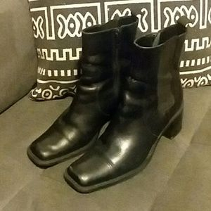 Gorgeous Black Leather Boots♥